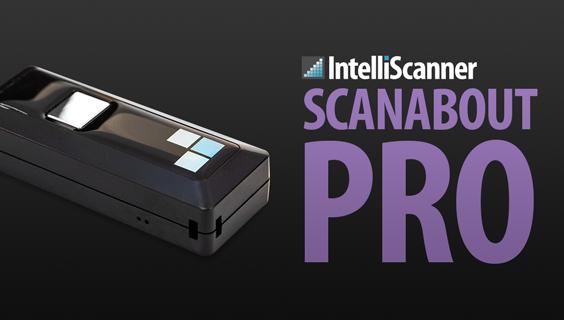 IntelliScanner Scanabout Pro – barcode scanner for Excel, FileMaker